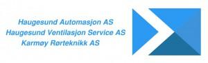 Haugesund Ventilasjon Service logo stor
